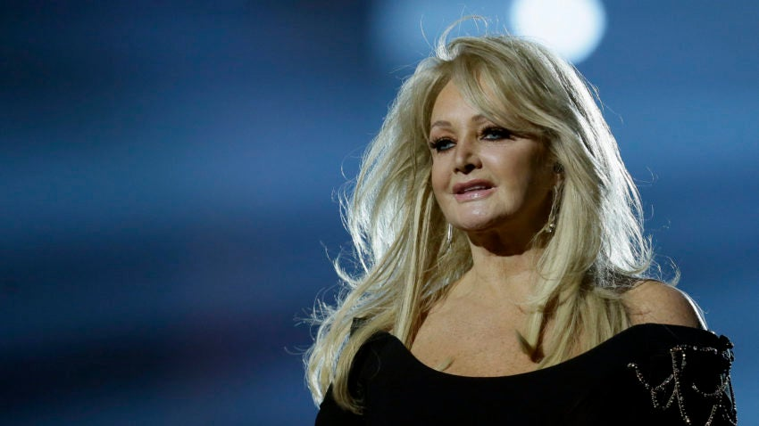 Bonnie Tyler If I Sing You A Love Song