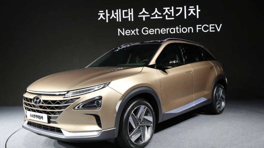 Hyundai Unveils A New Fuel Cell Suv With A Longer Travel Range