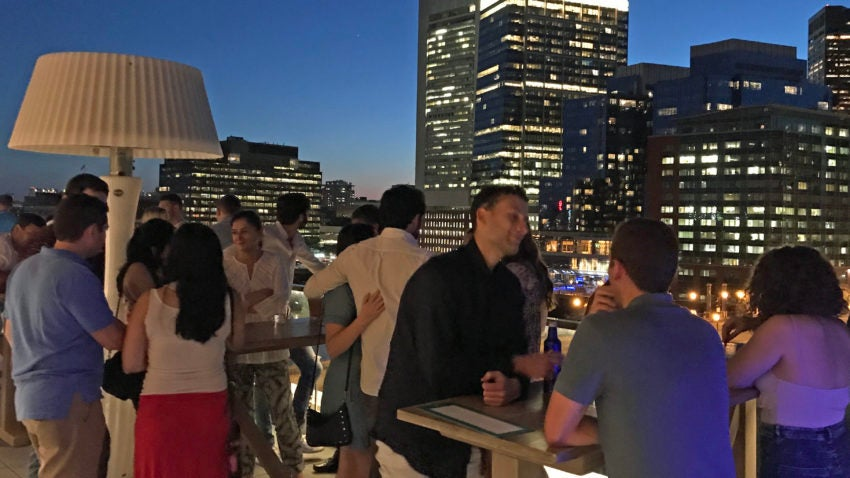 Six Boston Area Rooftops To Enjoy A Drink Or A Meal Bostoncom