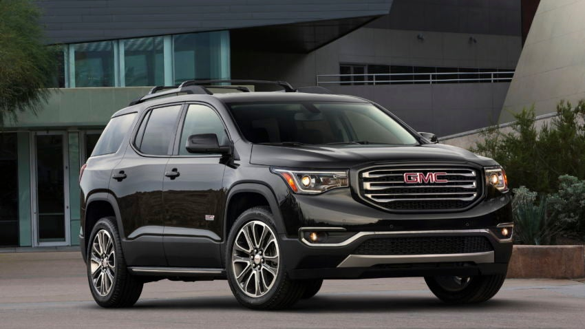 What the experts say about the 2018 GMC Acadia | Boston.com