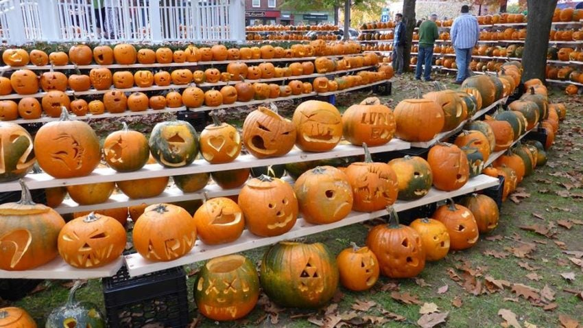 Keene hosts scaled-back pumpkin festival after 2014 violence