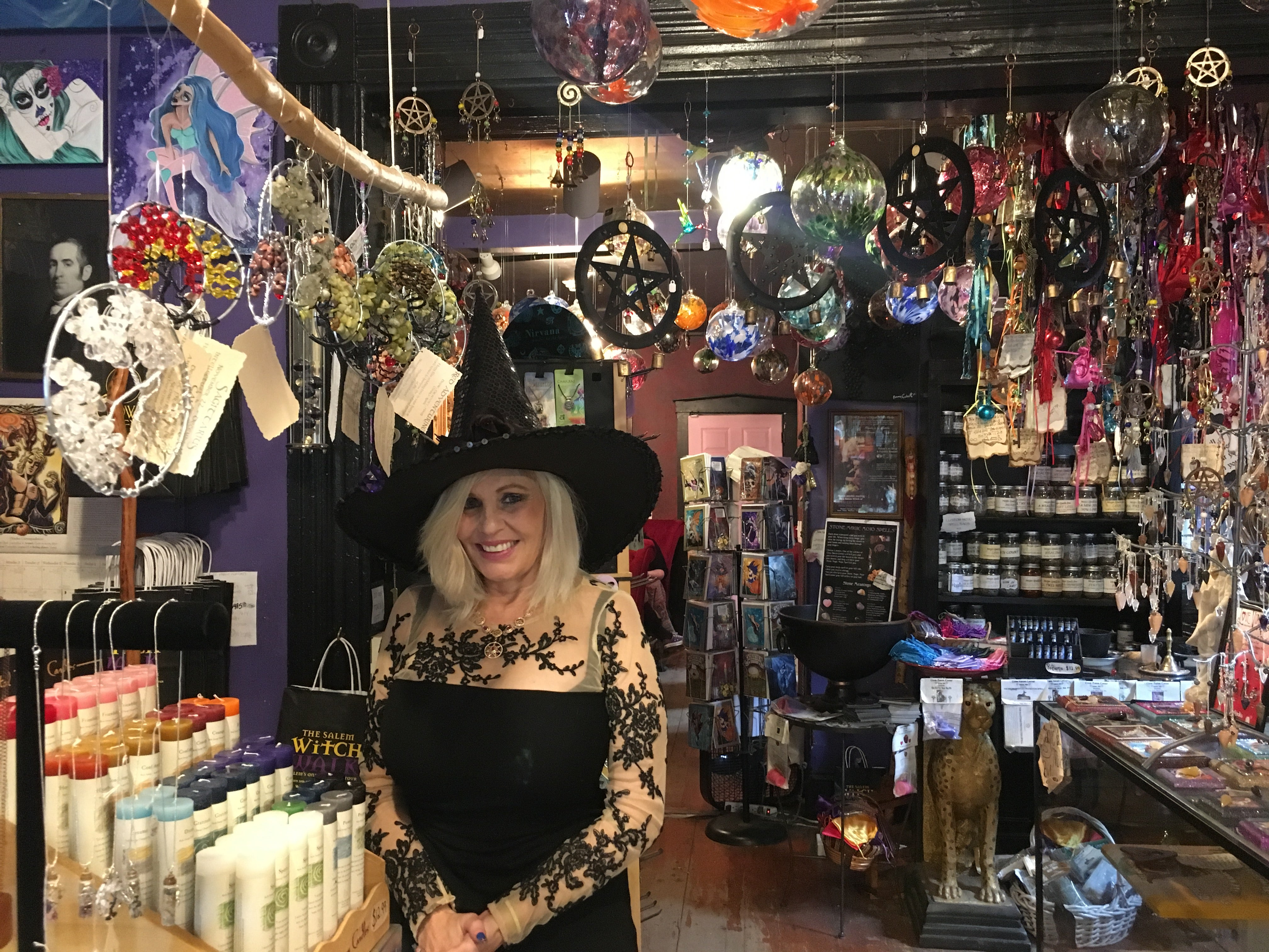 How Salem S First Witch Shop Started A Movement Boston Com Boston Com