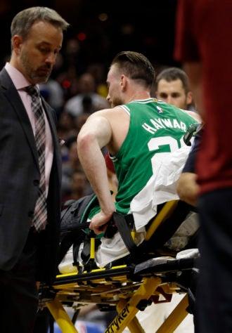 Gordon Hayward Injured