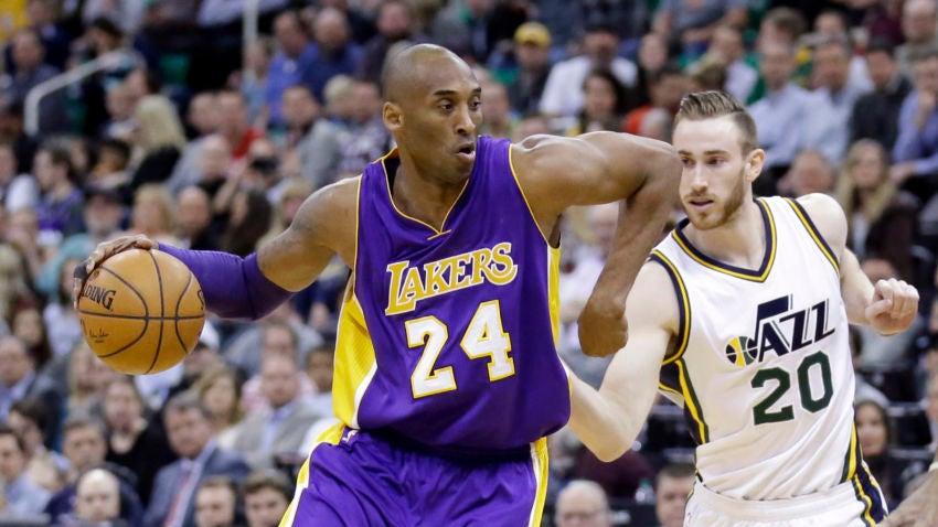 Mike Tirico recalls unnoticed gesture made by Gordon Hayward in Kobe Bryant's final game