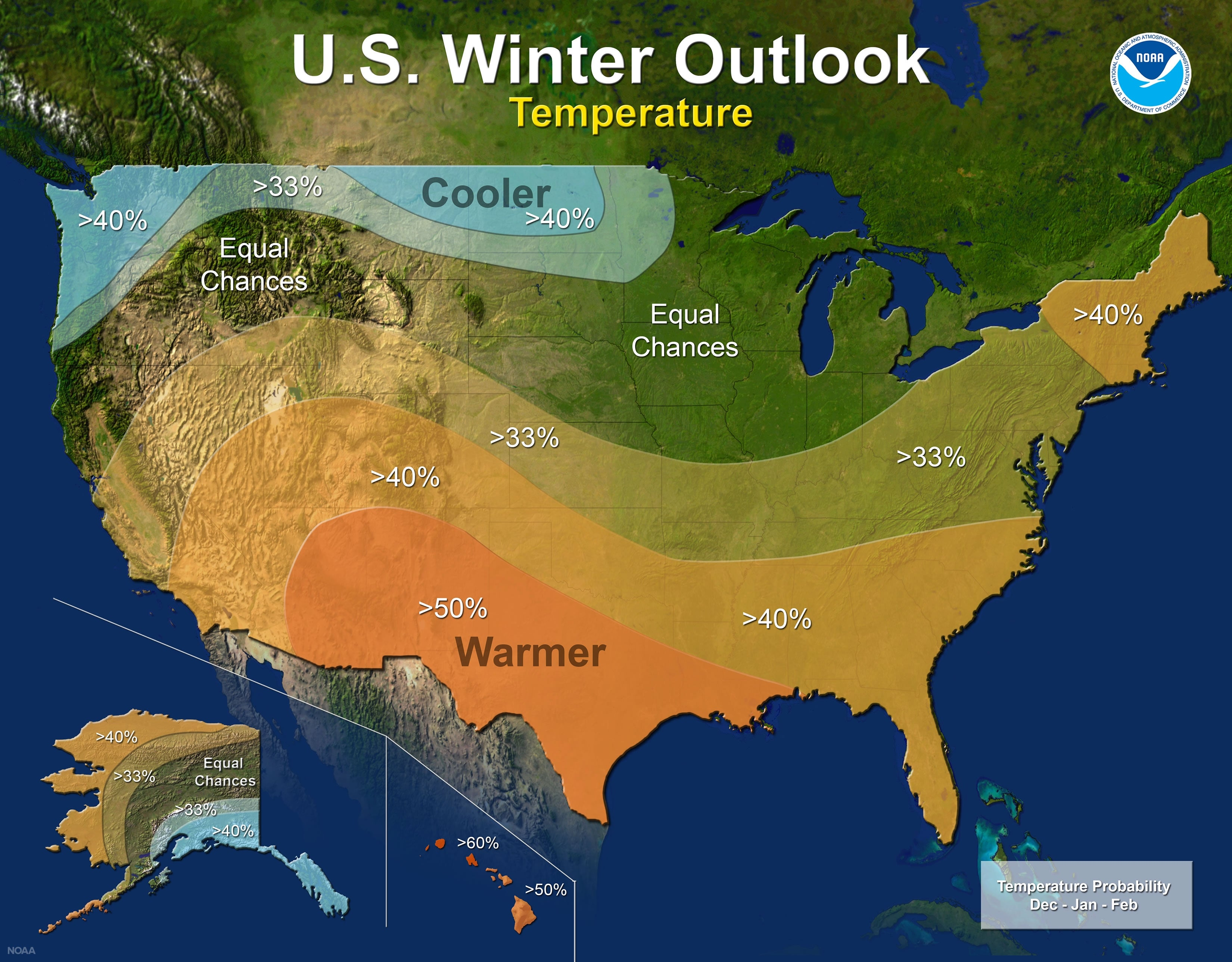 Winter Weather Predictions 2017-2018