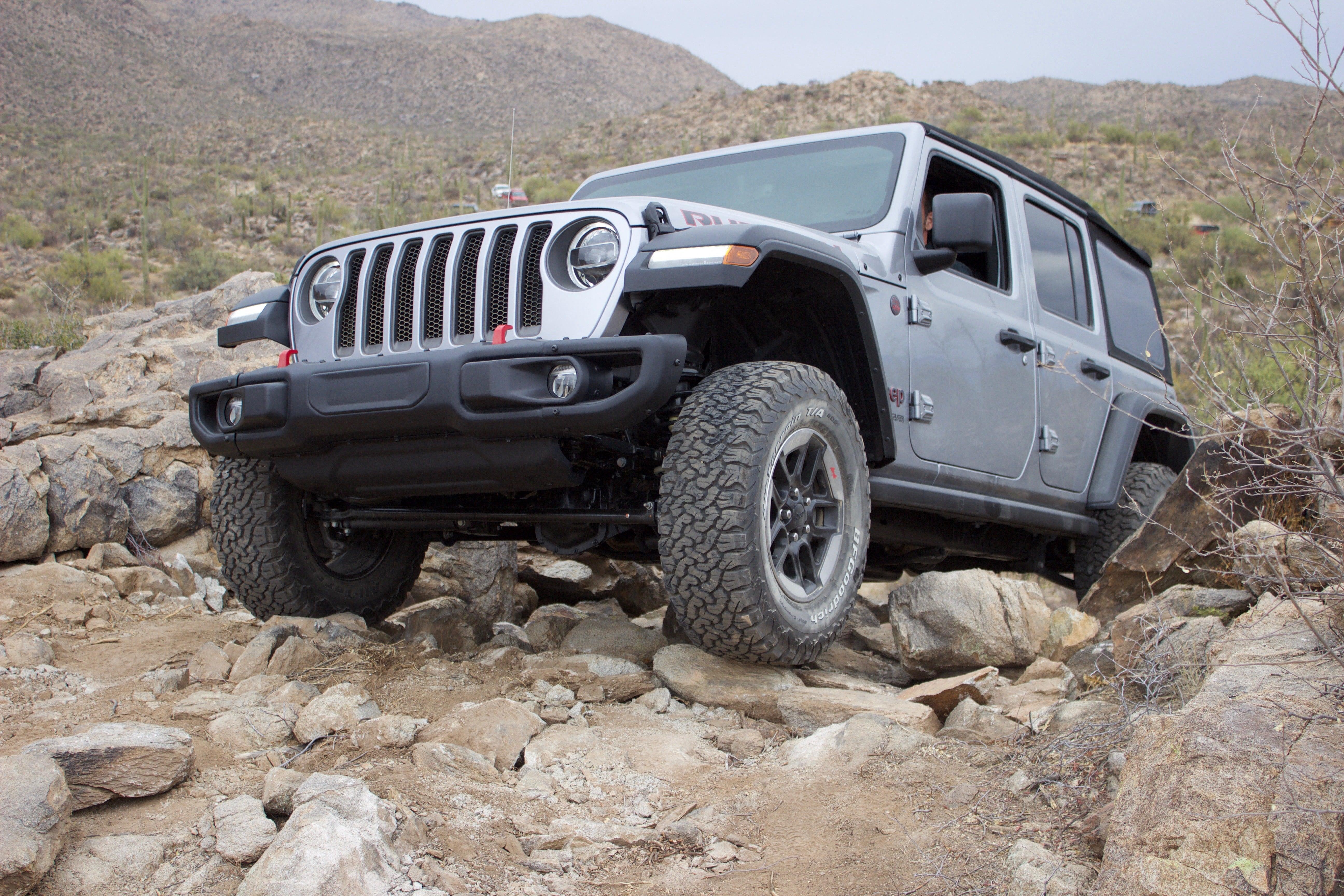 2018 Jeep Wrangler trims ranked