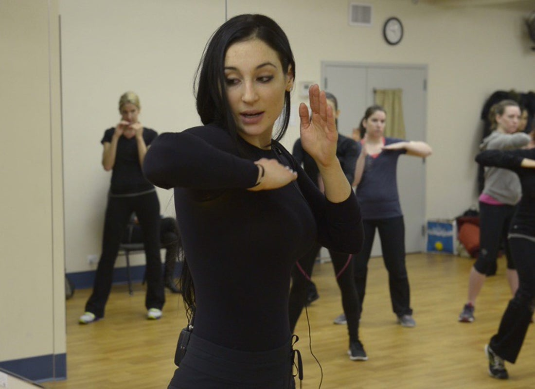 Avital Zeisler will conduct a self-defense workshop at BU