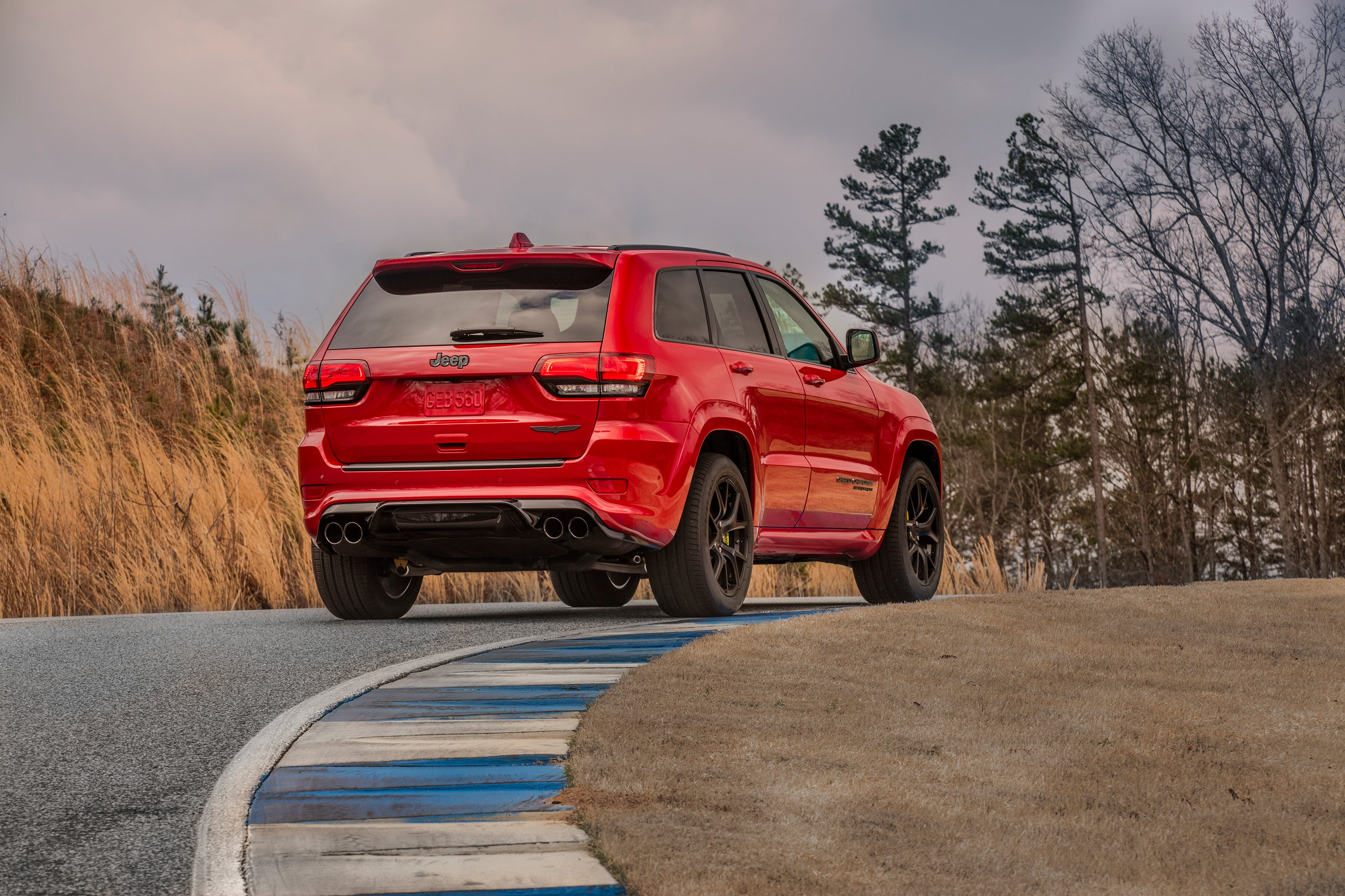 10 things about the Jeep Grand Cherokee Trackhawk | Boston com