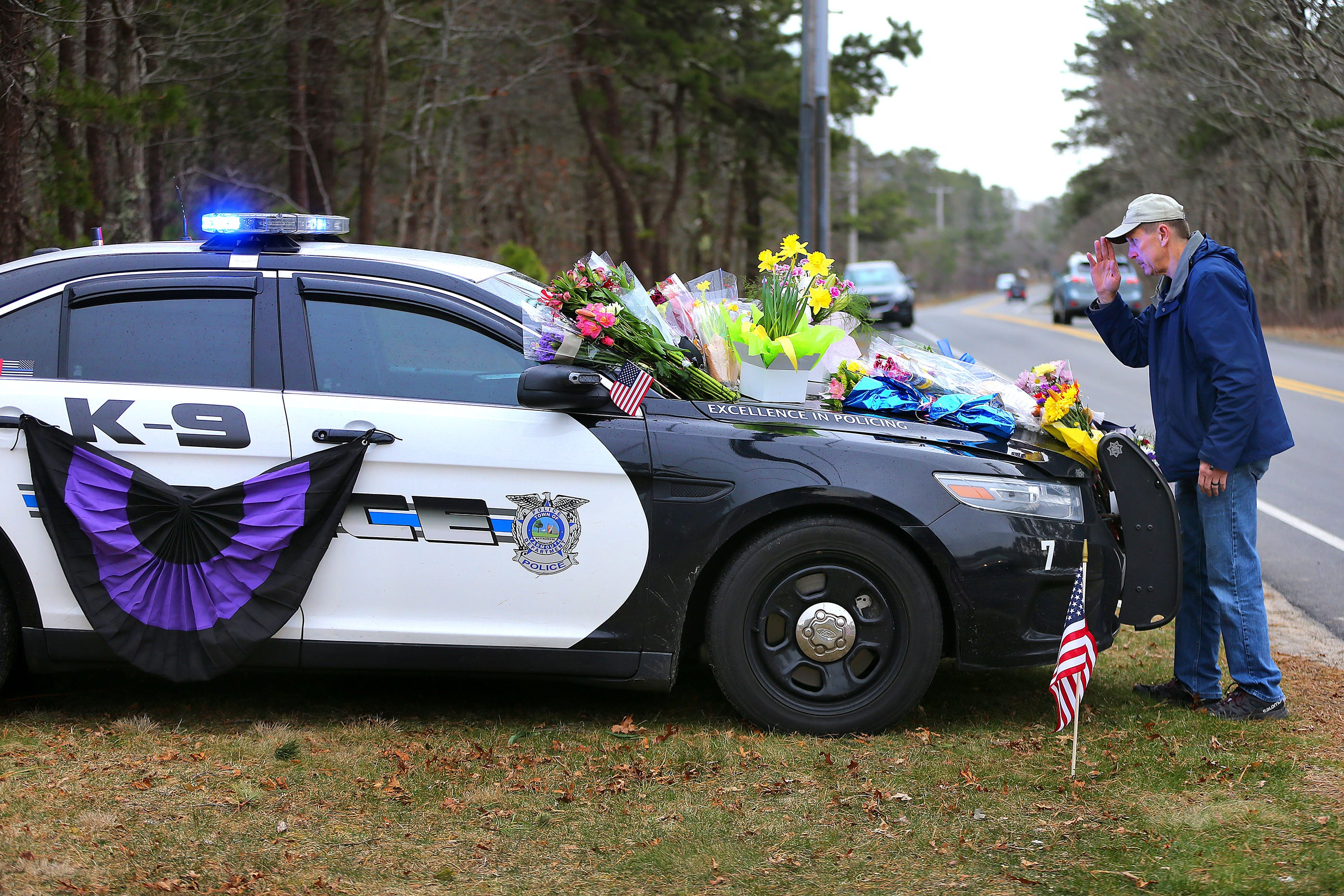 What we know about the fatal shooting of a Yarmouth police