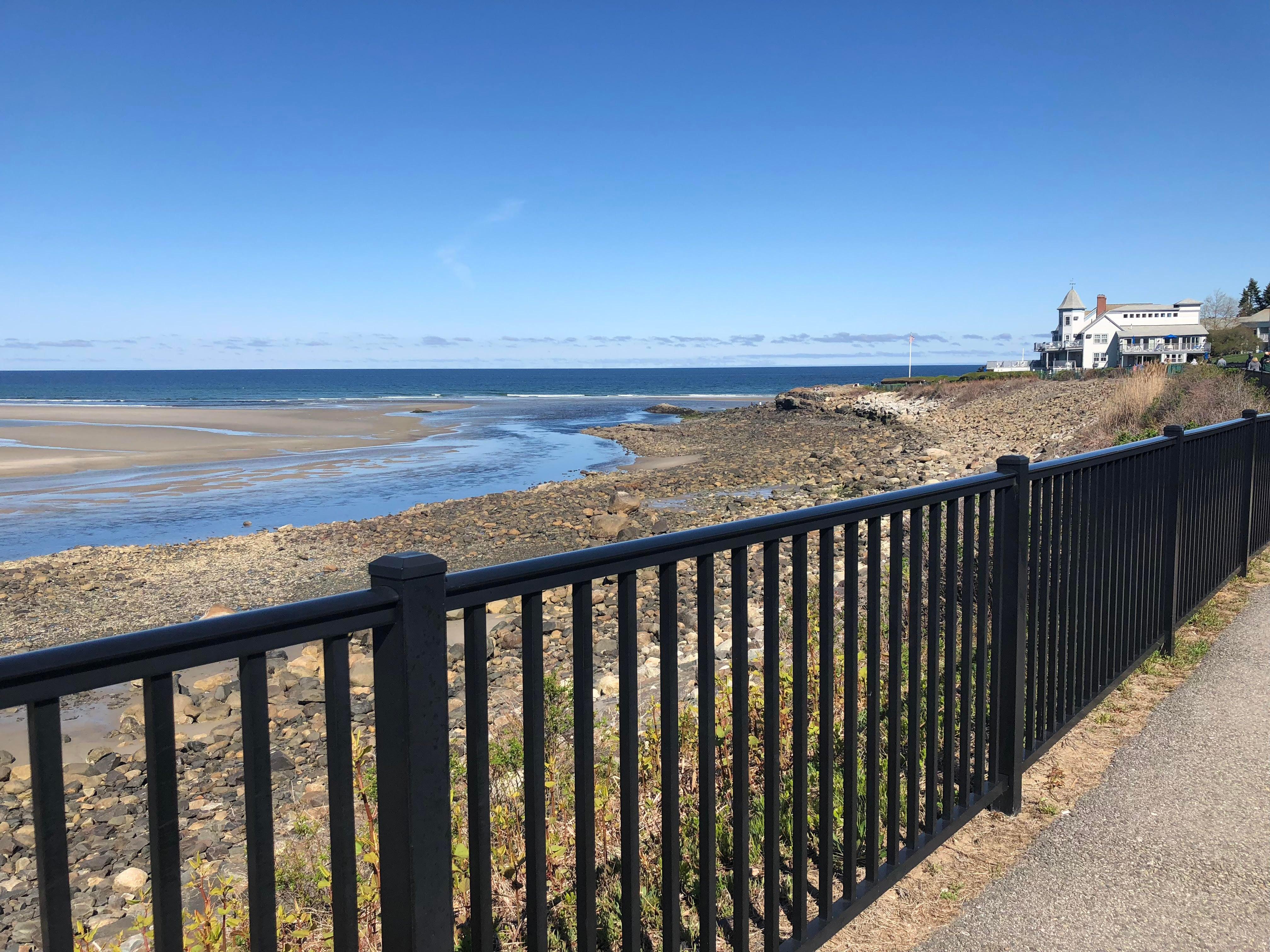 The Marginal Way in Ogunquit, Maine.
