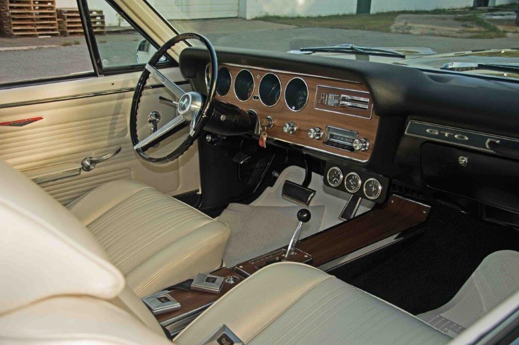 GTO Interior