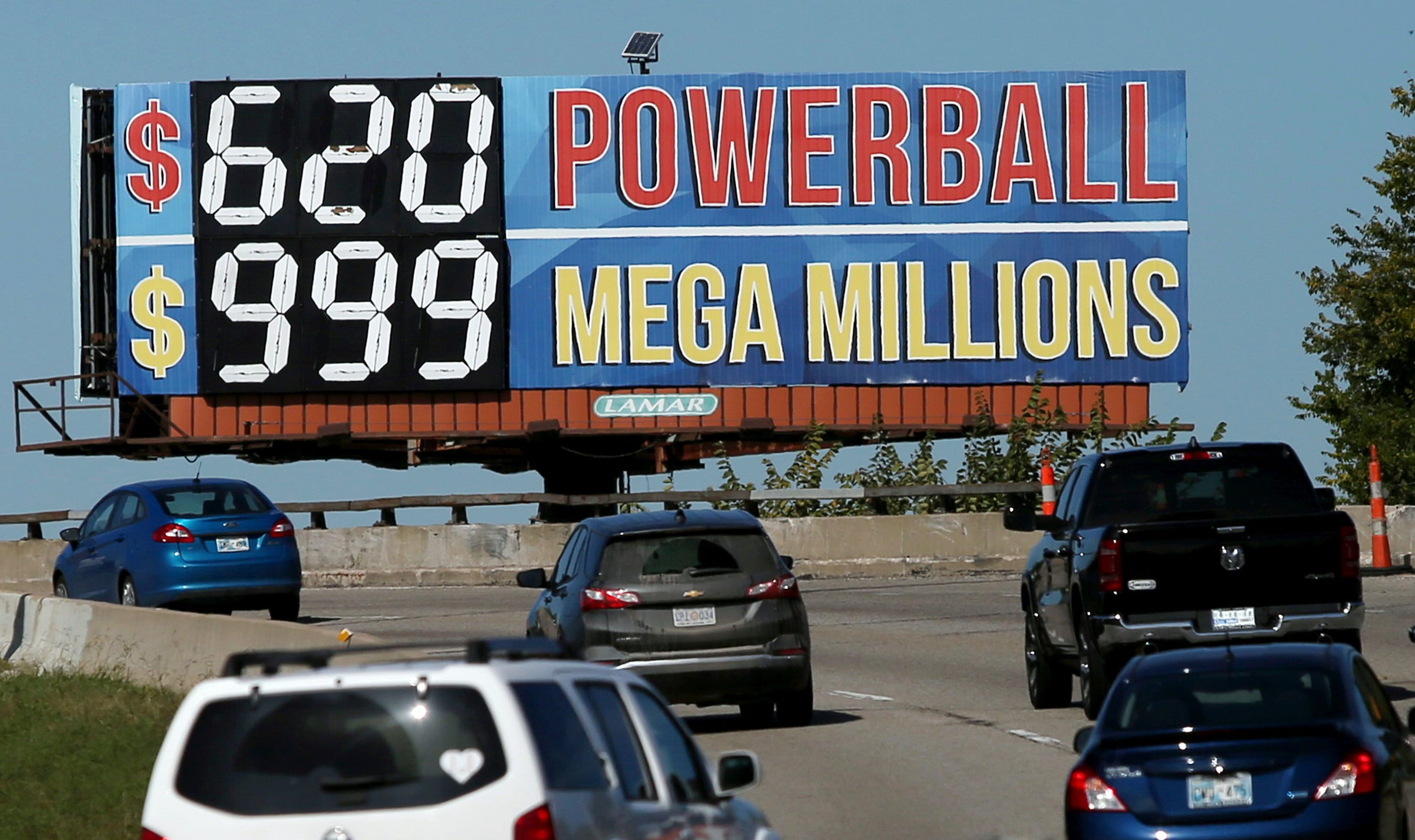 Who won the $1 537 billion Mega Millions jackpot? | Boston com