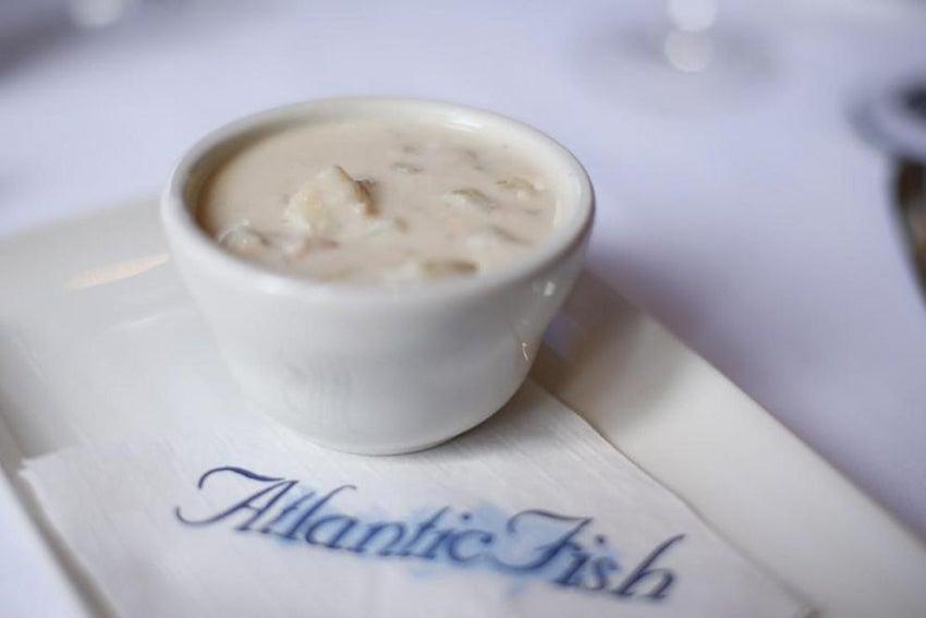 clam chowder atlantic fish company