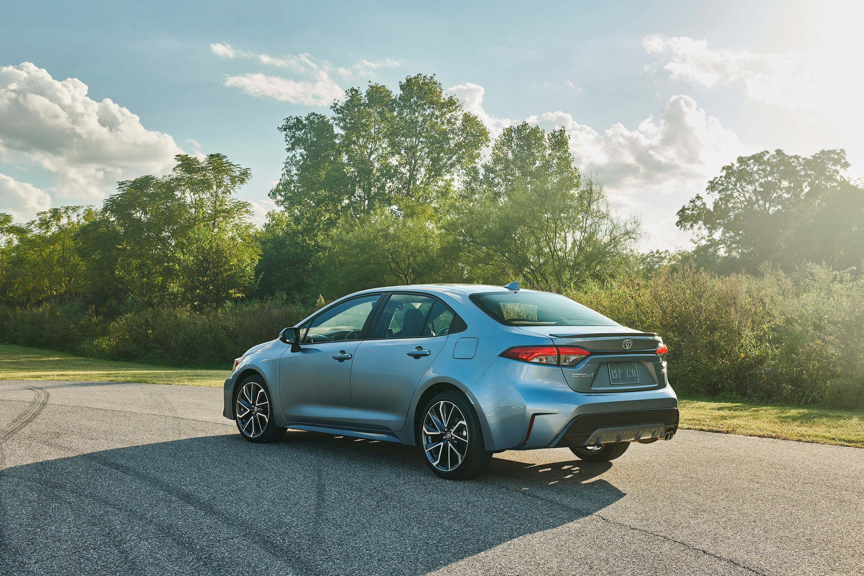Toyota adds a new wrinkle to the 2020 Corolla: Stylish