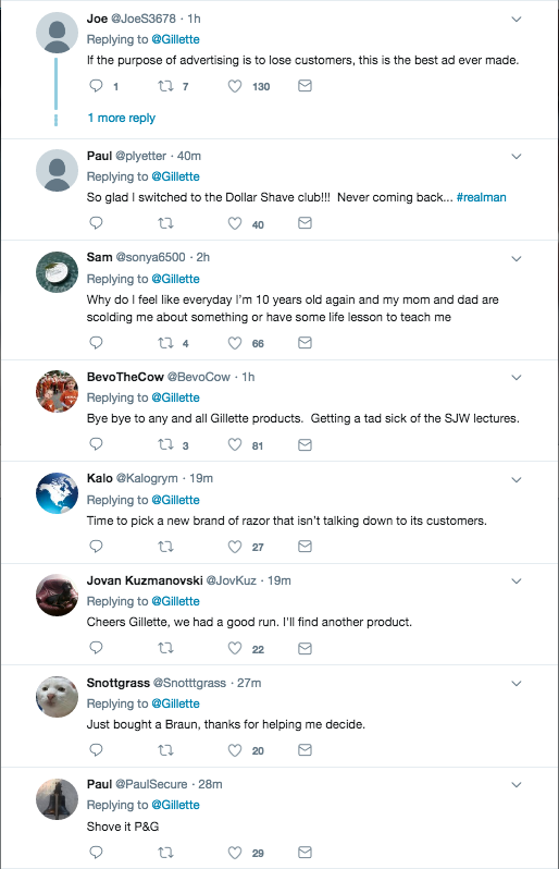 Gillette released a #MeToo ad  The response was mixed    Boston com