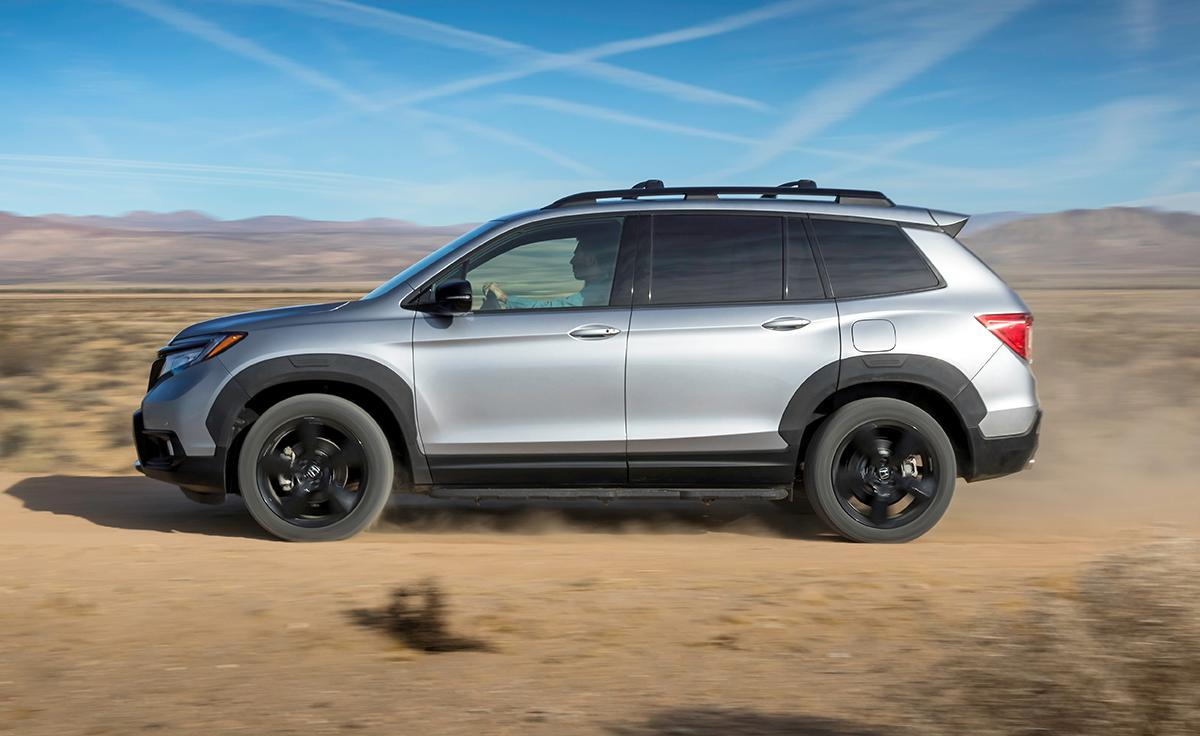 The 2019 Honda Passport Is A Honda Pilot With A New Mission Boston Com