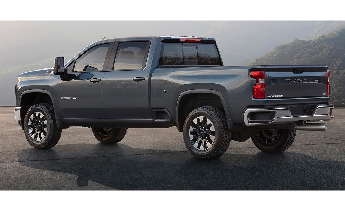 2020 Silverado Hd Tows And Hauls More Weight Adds Trailering