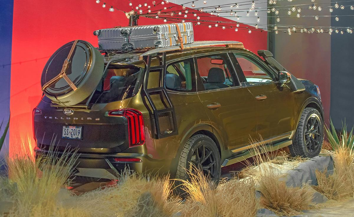 Quick Look: 2020 Kia Telluride full-size SUV   Boston com