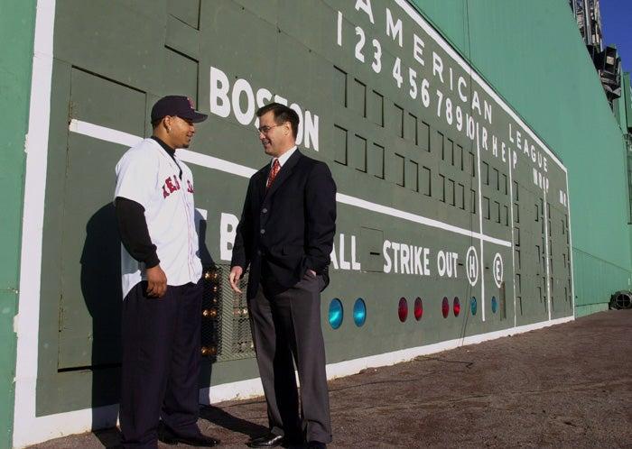 Manny Ramirez, Dan Duquette Red Sox