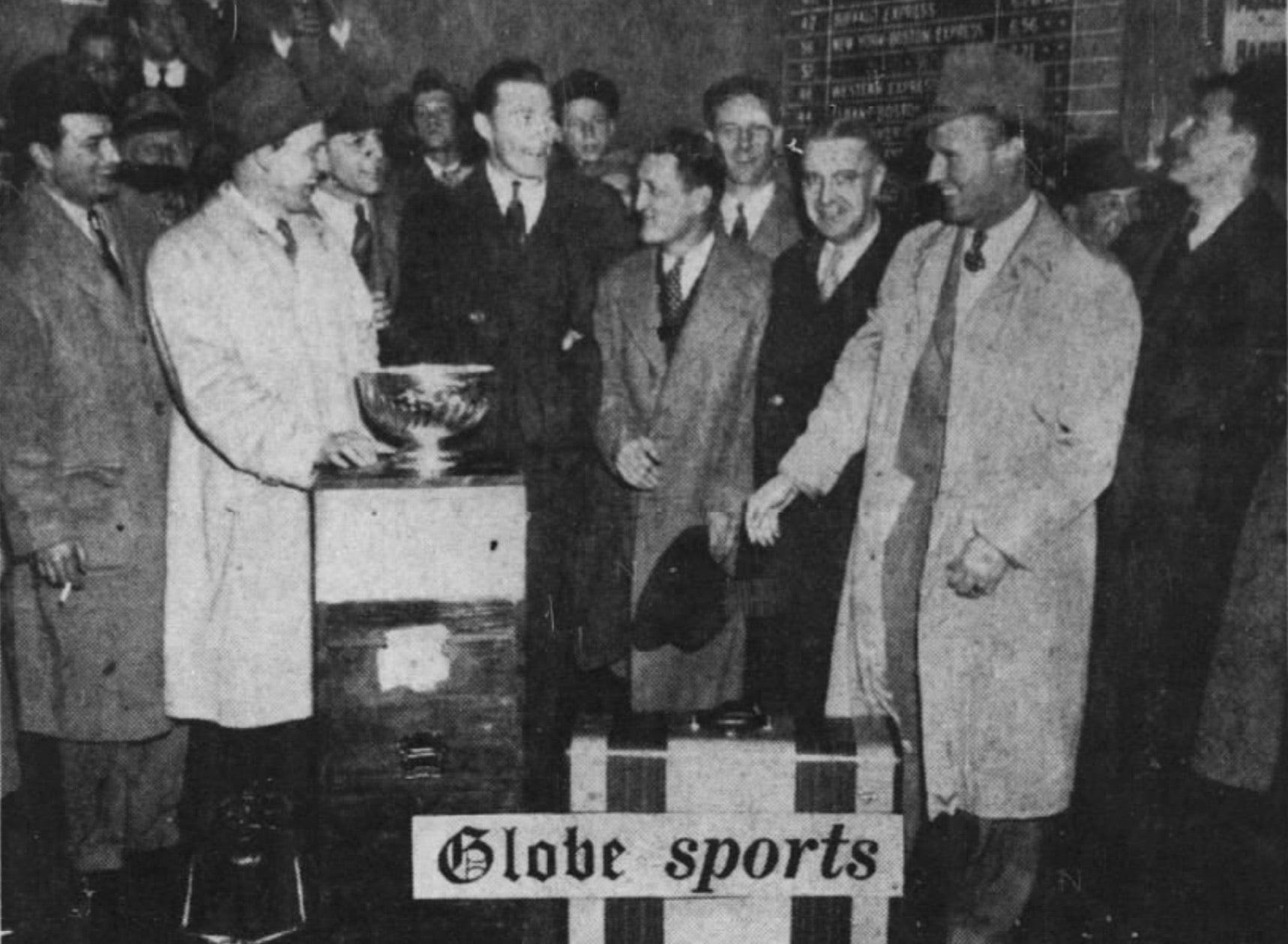 Boston Bruins 1941 Stanley Cup