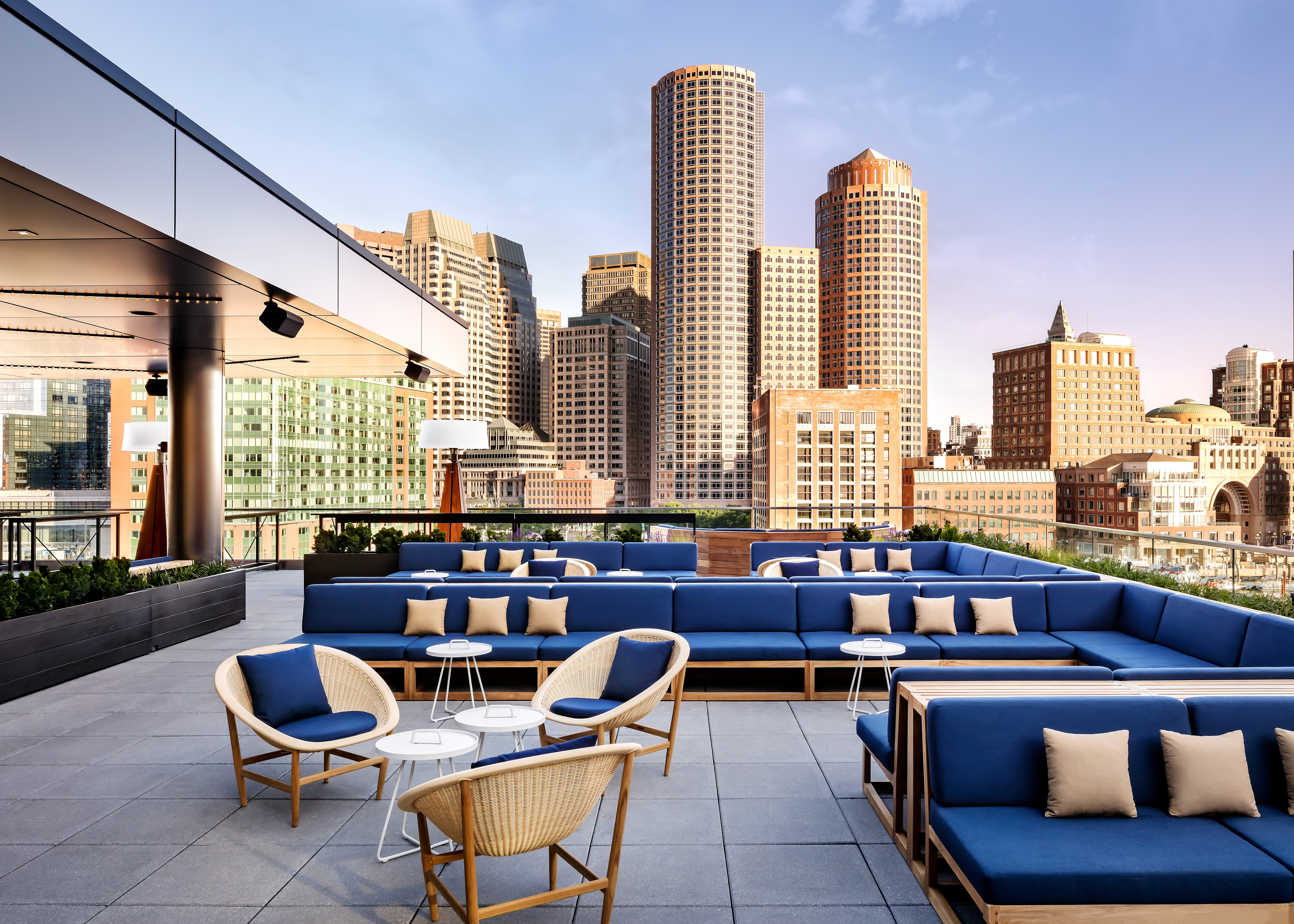The Best Patios In Boston For Great Food Large Groups And
