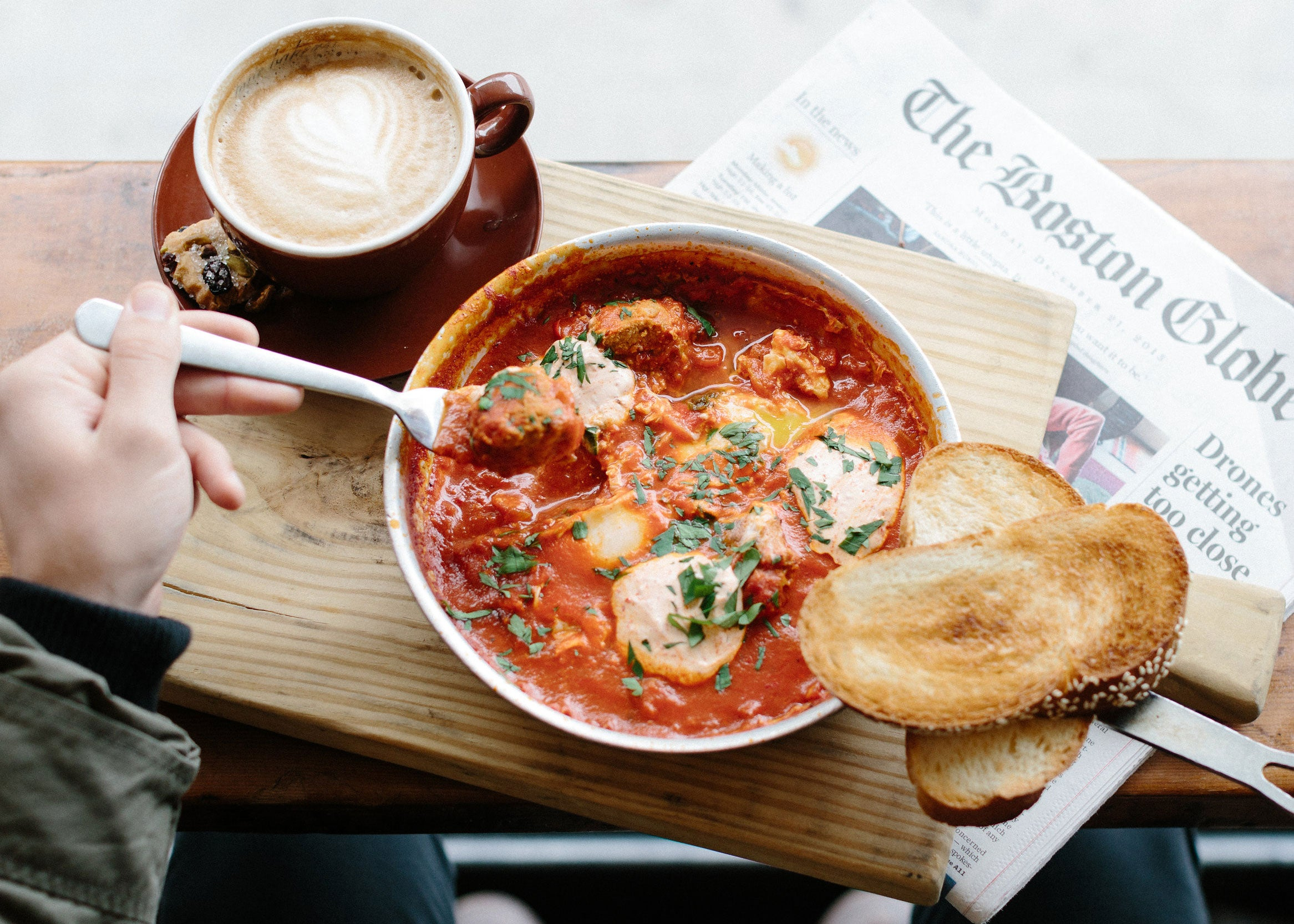 Where to find the best shakshuka in Boston | Boston com | Boston com