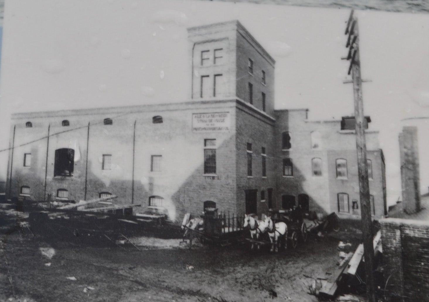 Frank Jones Brewery