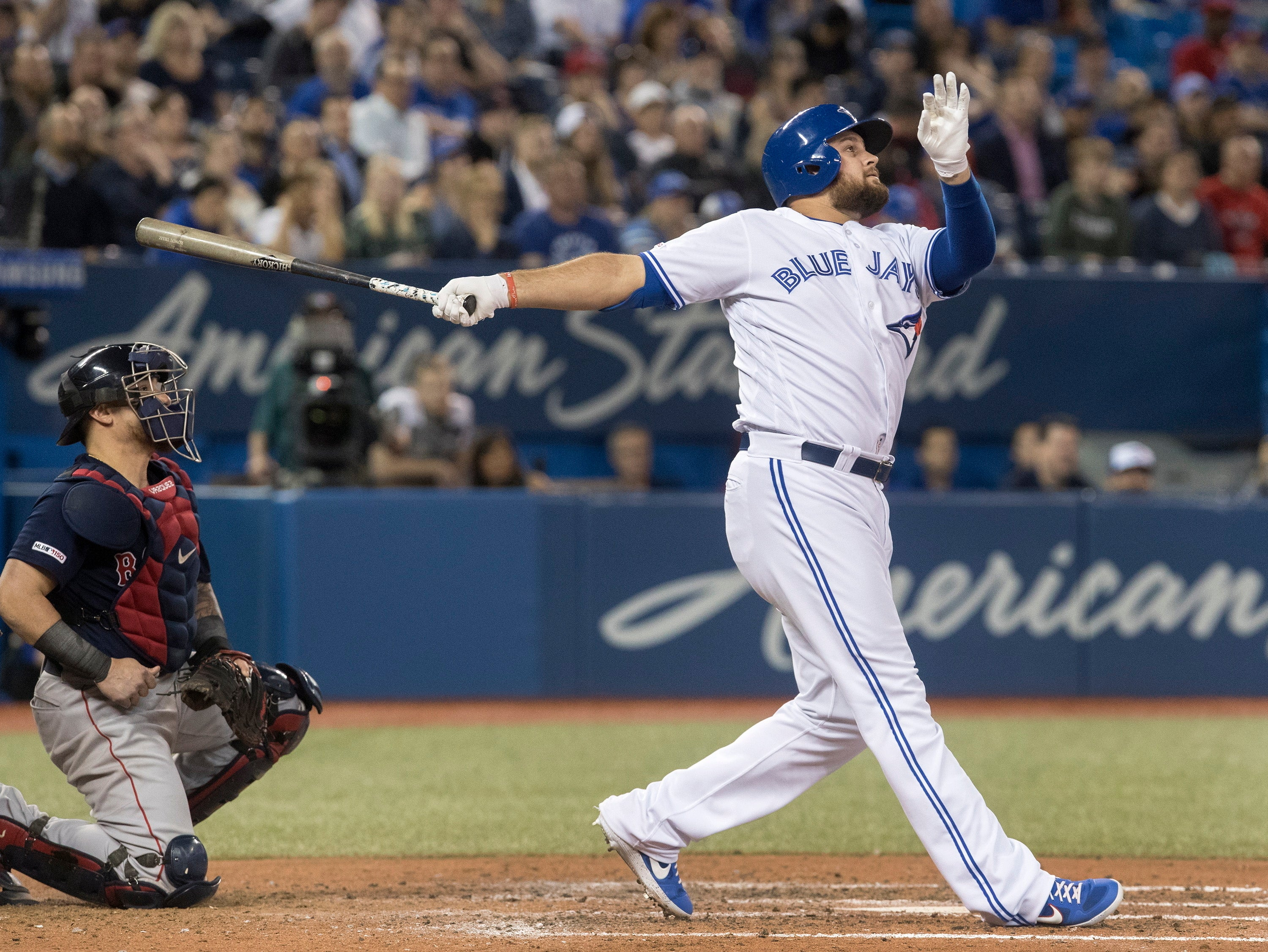 491538e08 Red Sox pounded by Blue Jays 10-3