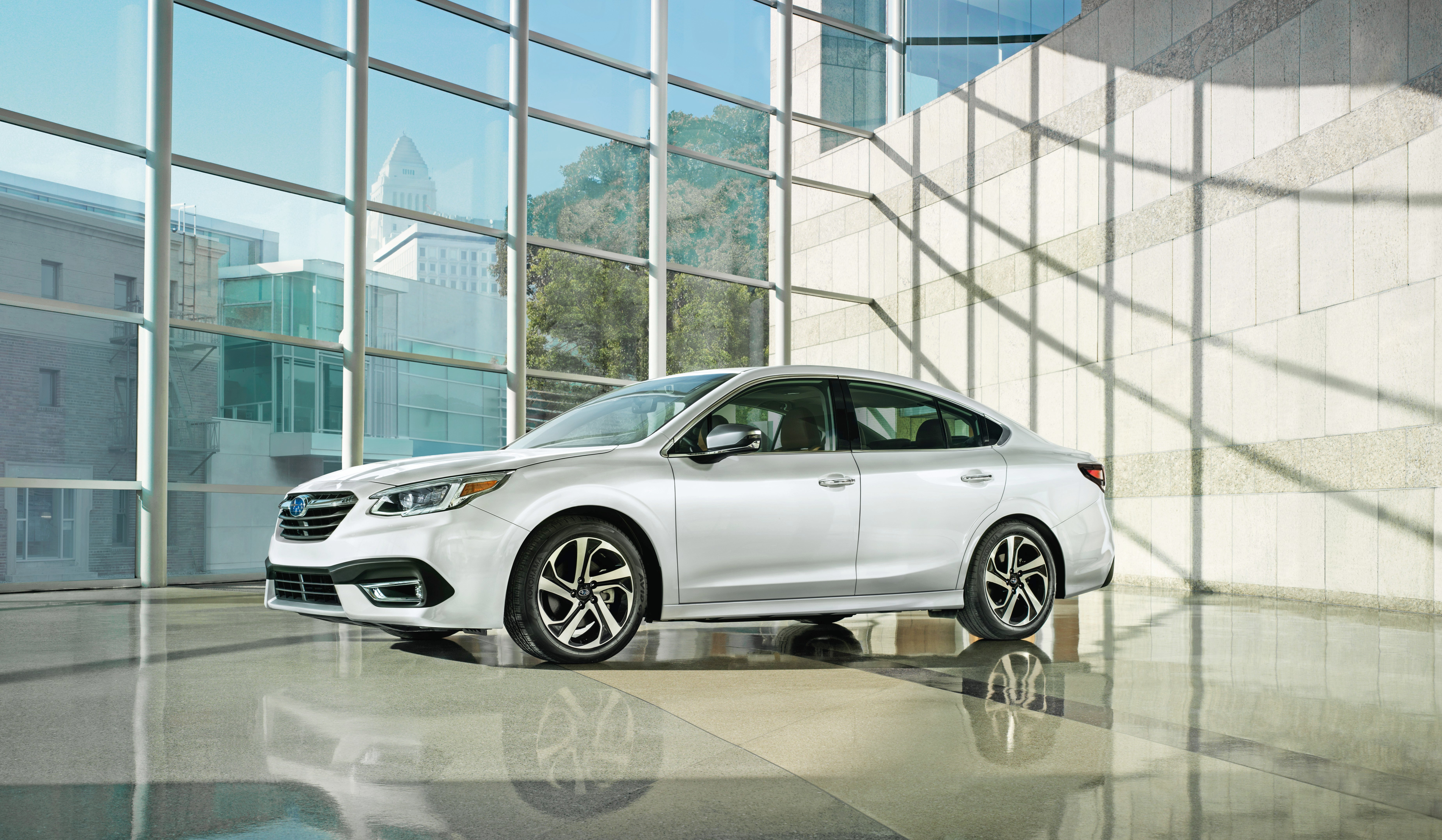 The all-new 2020 Subaru Legacy