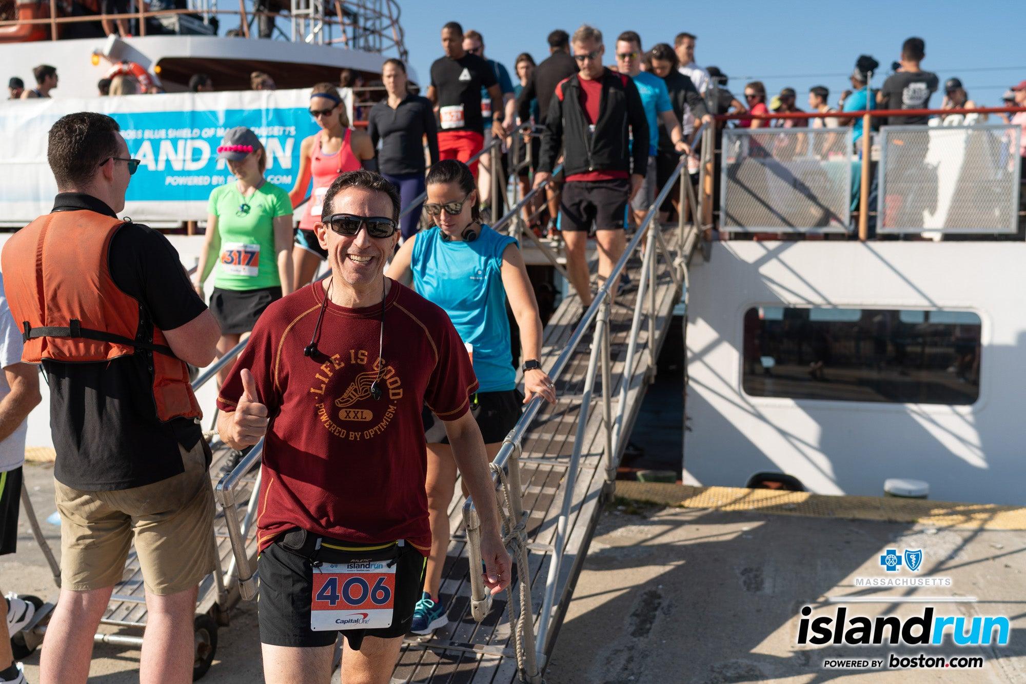 Island Run on Sept. 21, 2019.