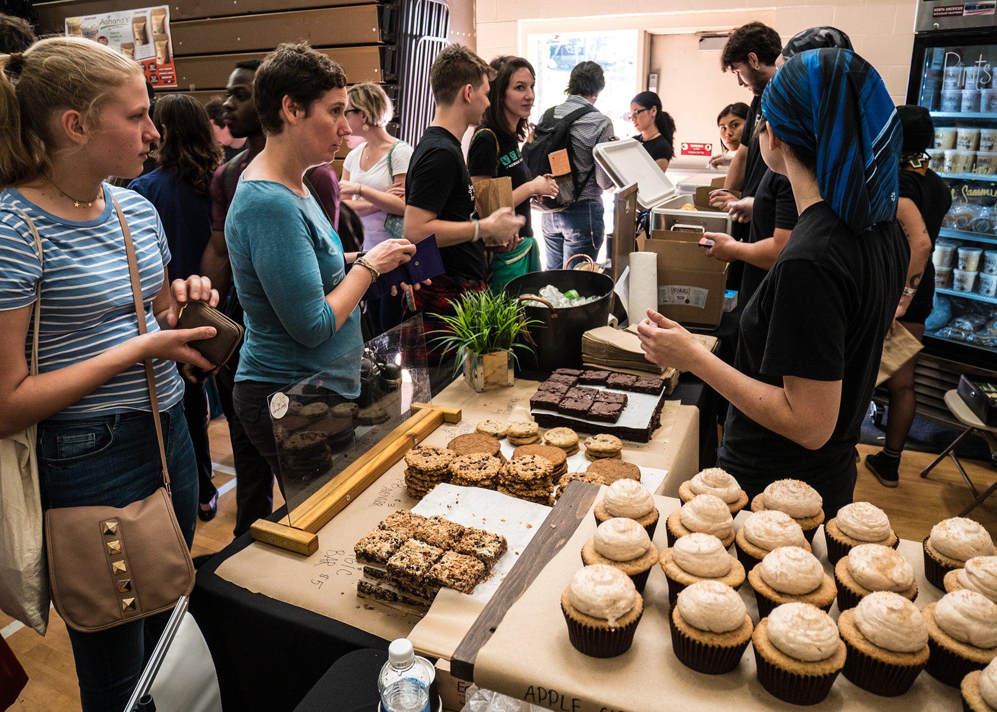 Boston Veg Food Fest