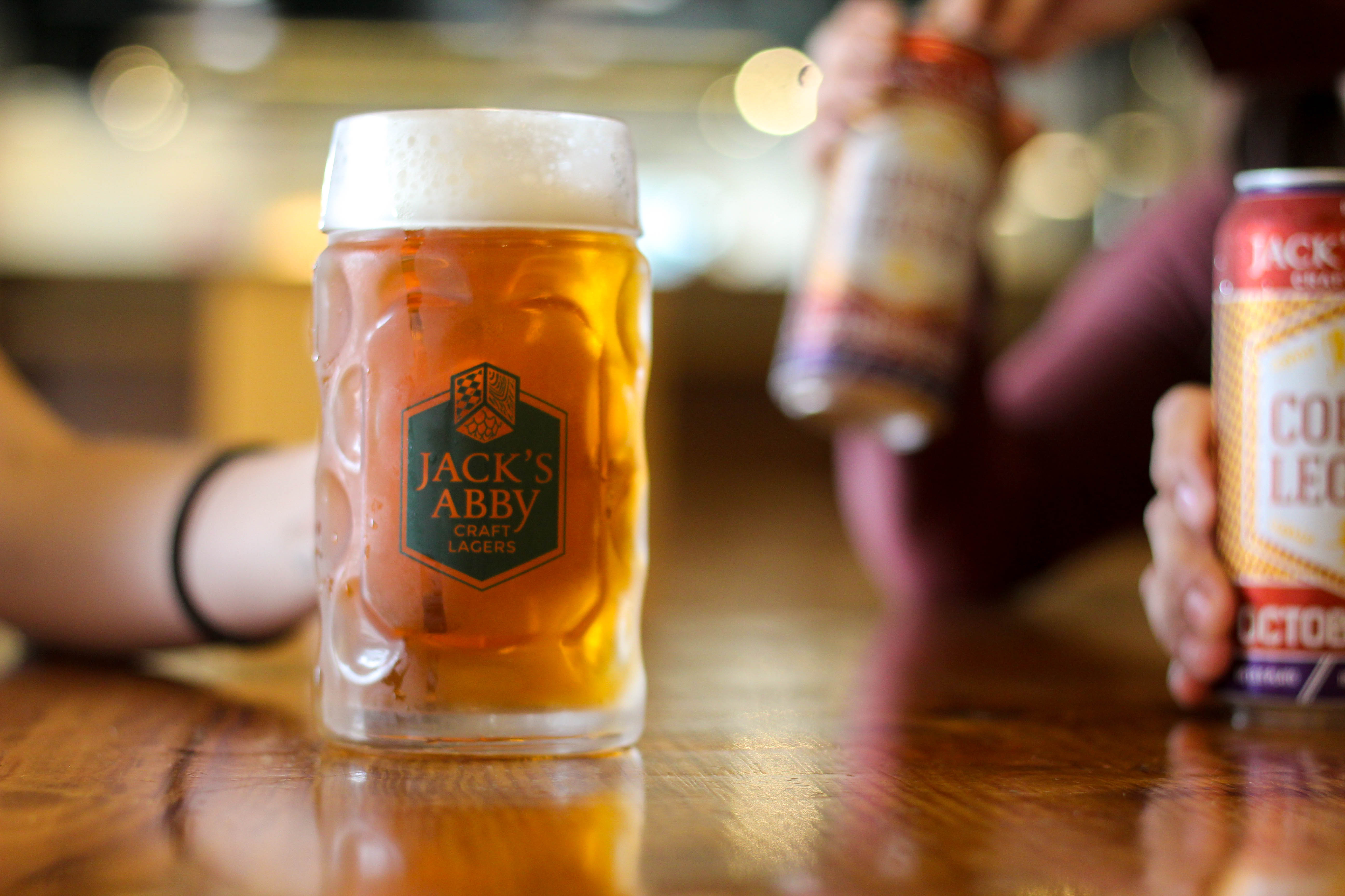 Jack's Abby Copper Legend, brewed for Oktoberfest.