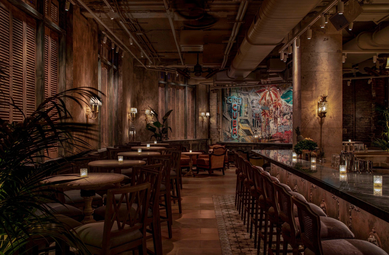 Mariel bar and lounge