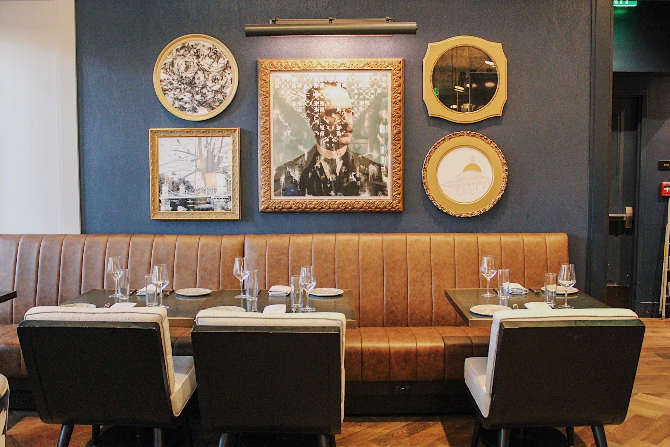 Peregrine restaurant