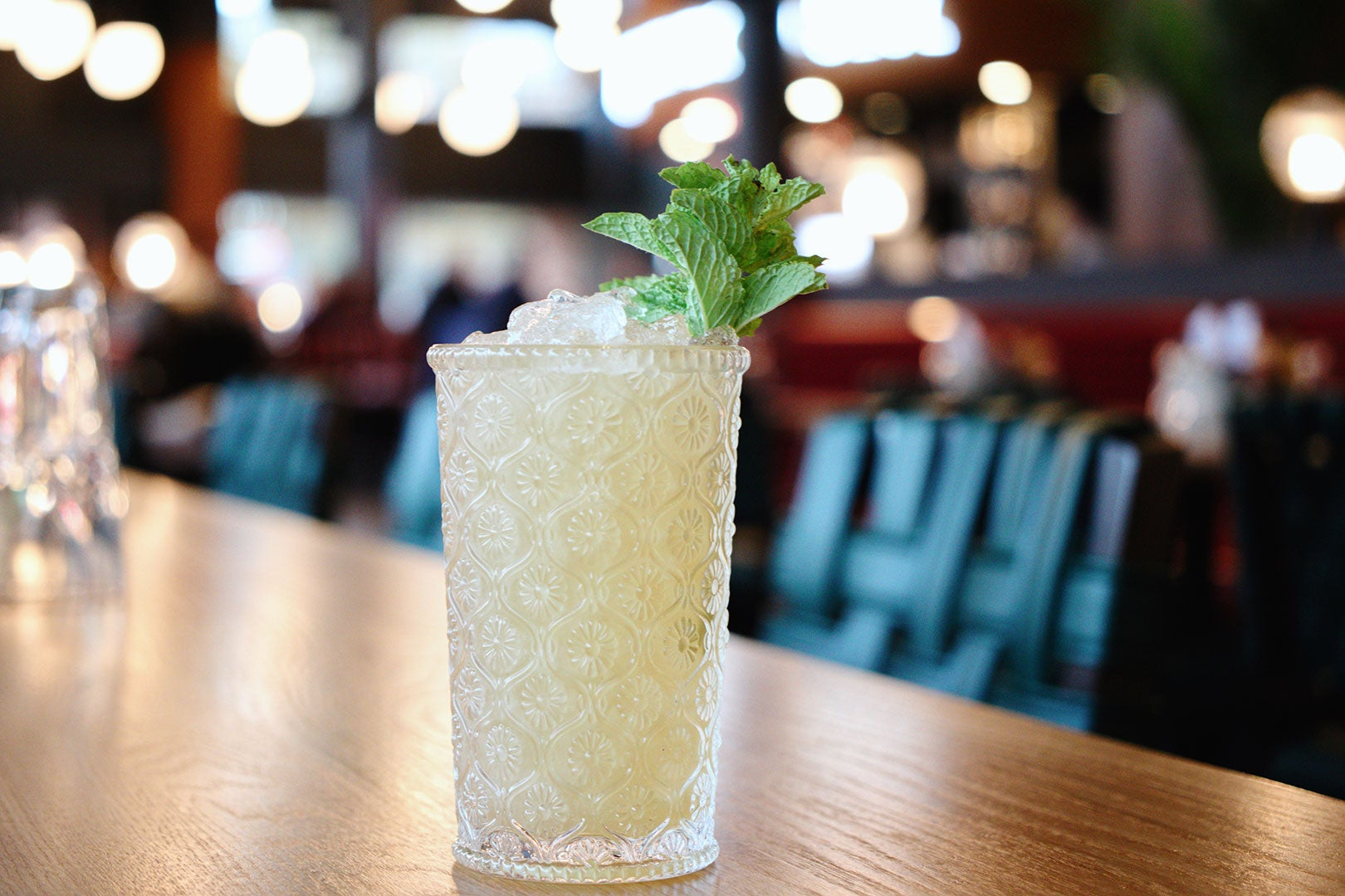 The Porch Smash cocktail