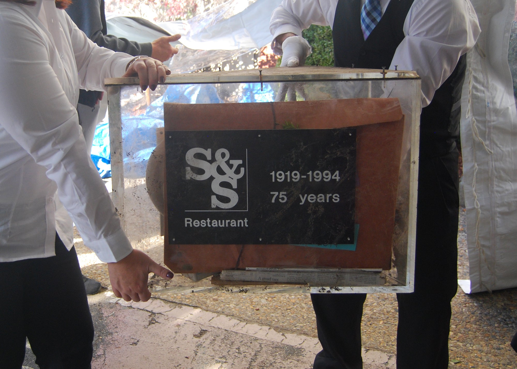 S&S time capsule