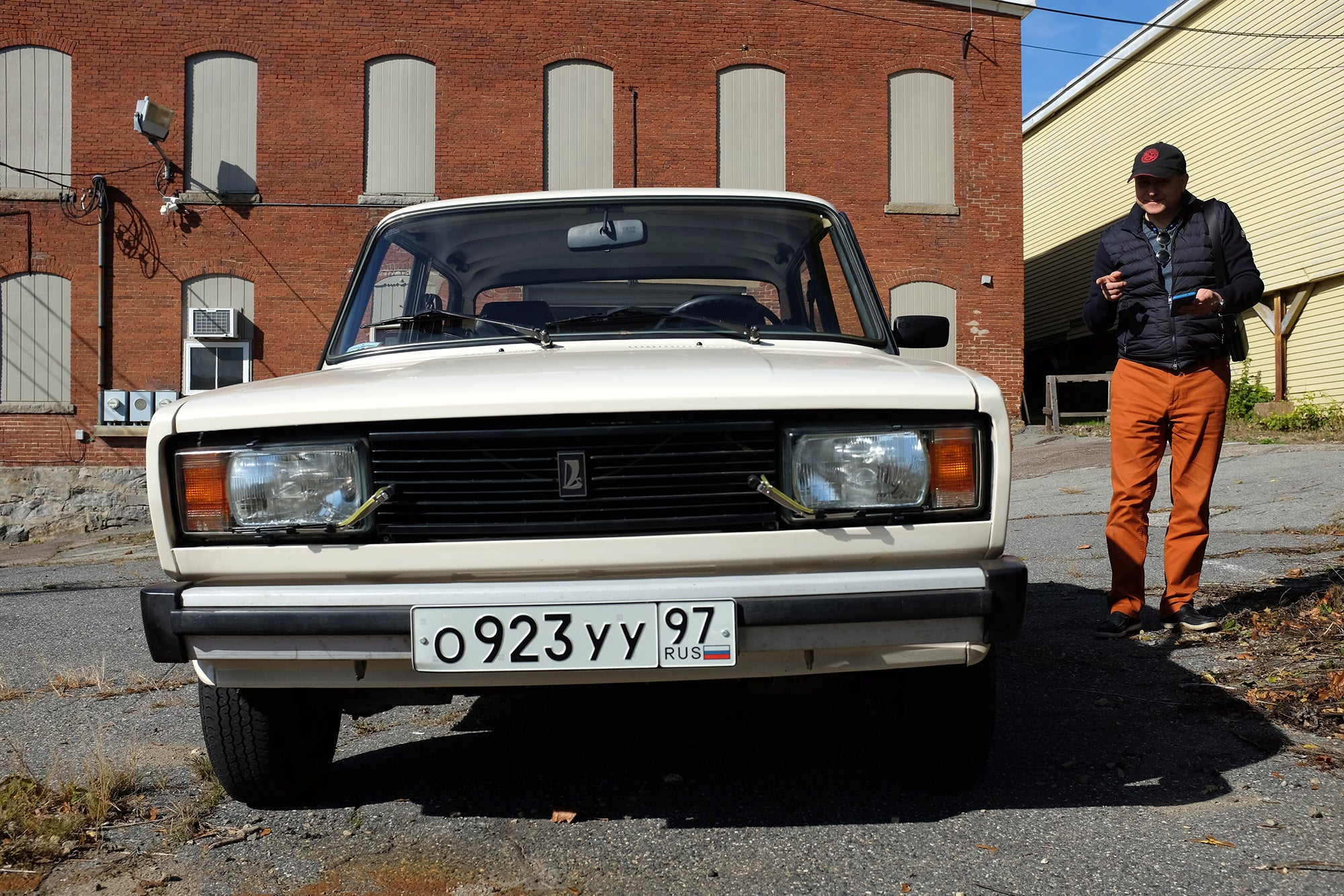 1991 Lada VAZ 2105