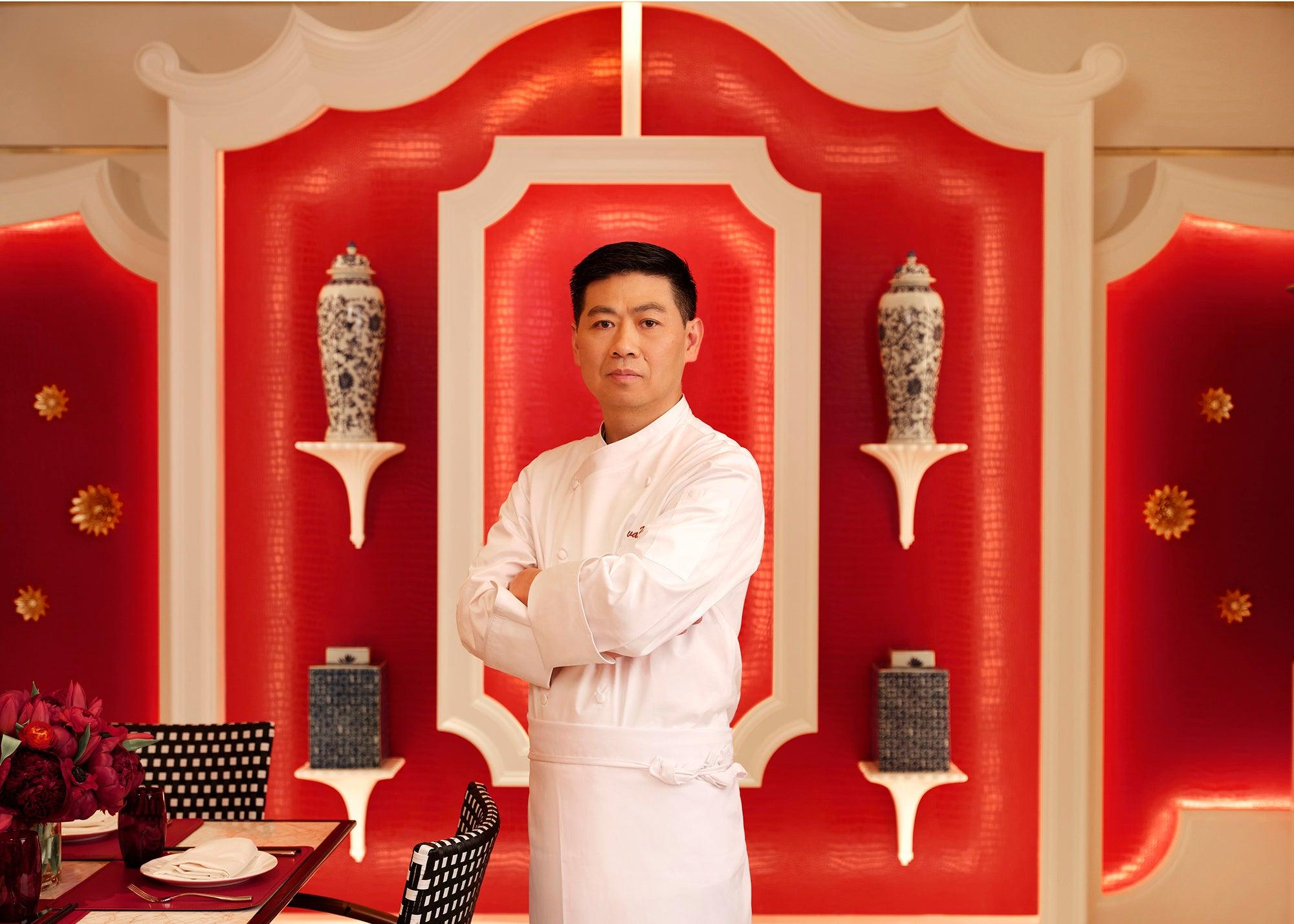 Ivan Yuen at Red 8