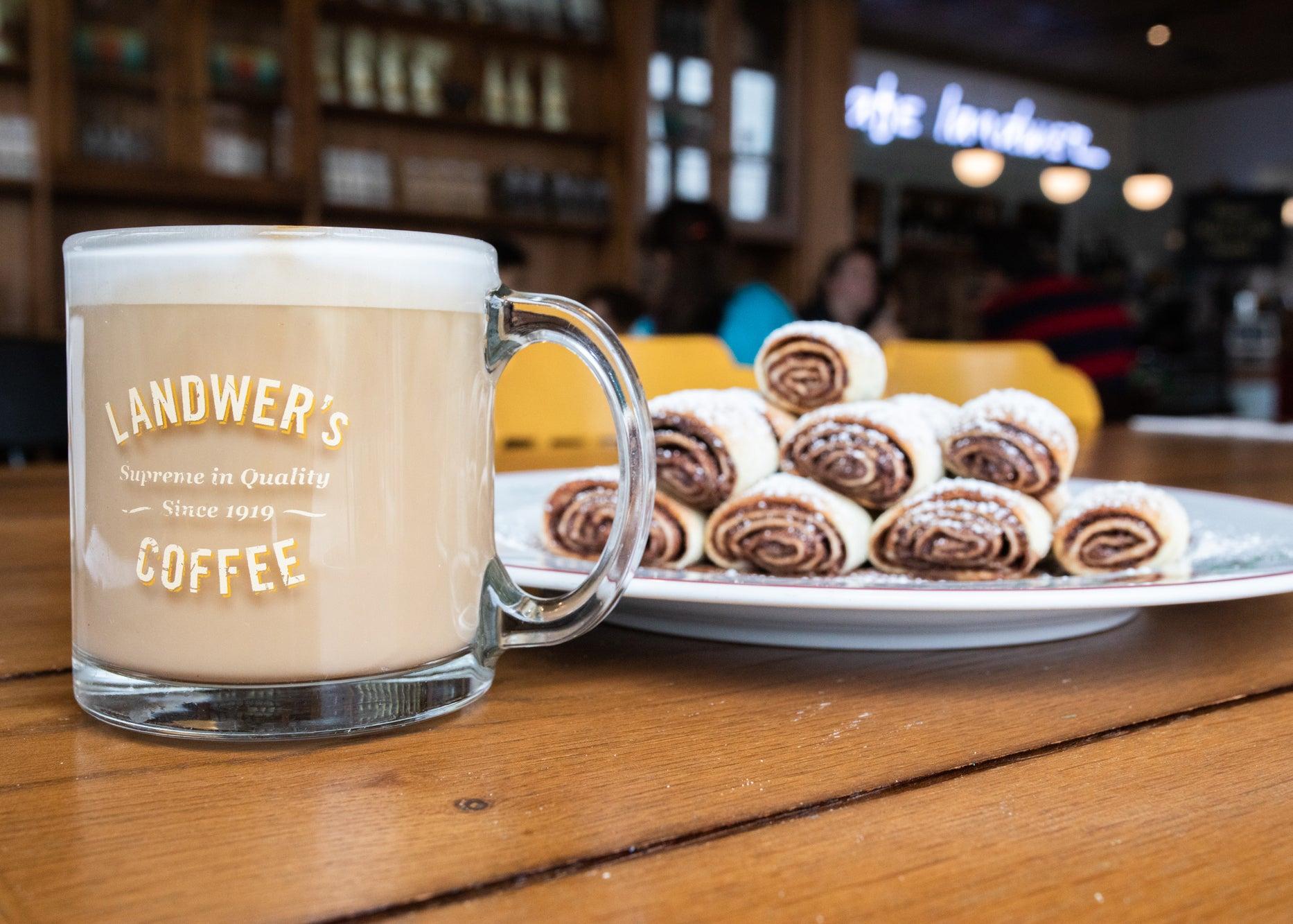 Cafe Landwer will launch a Nutella menu