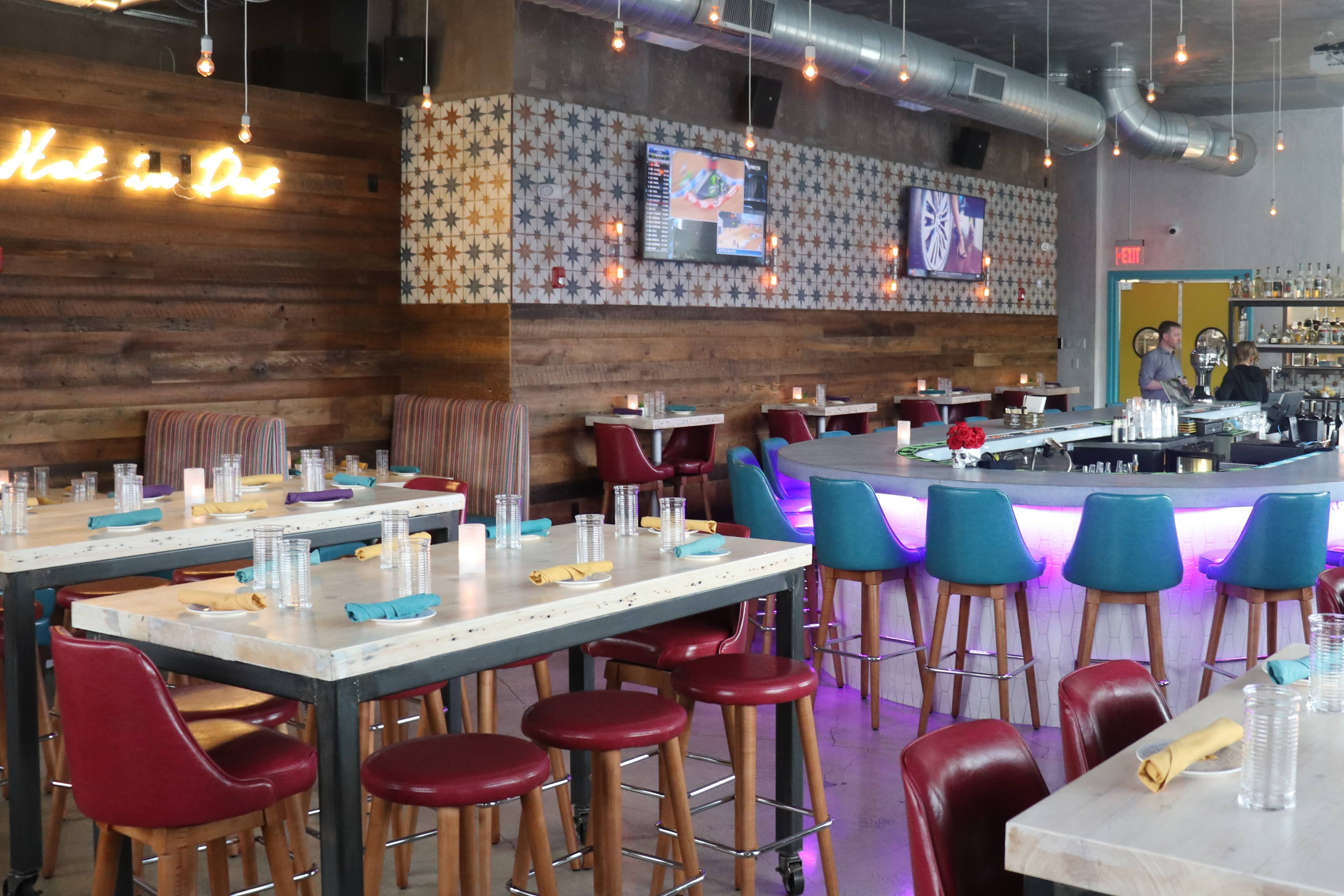 Ghost Pepper Taqueria and Tequila Bar