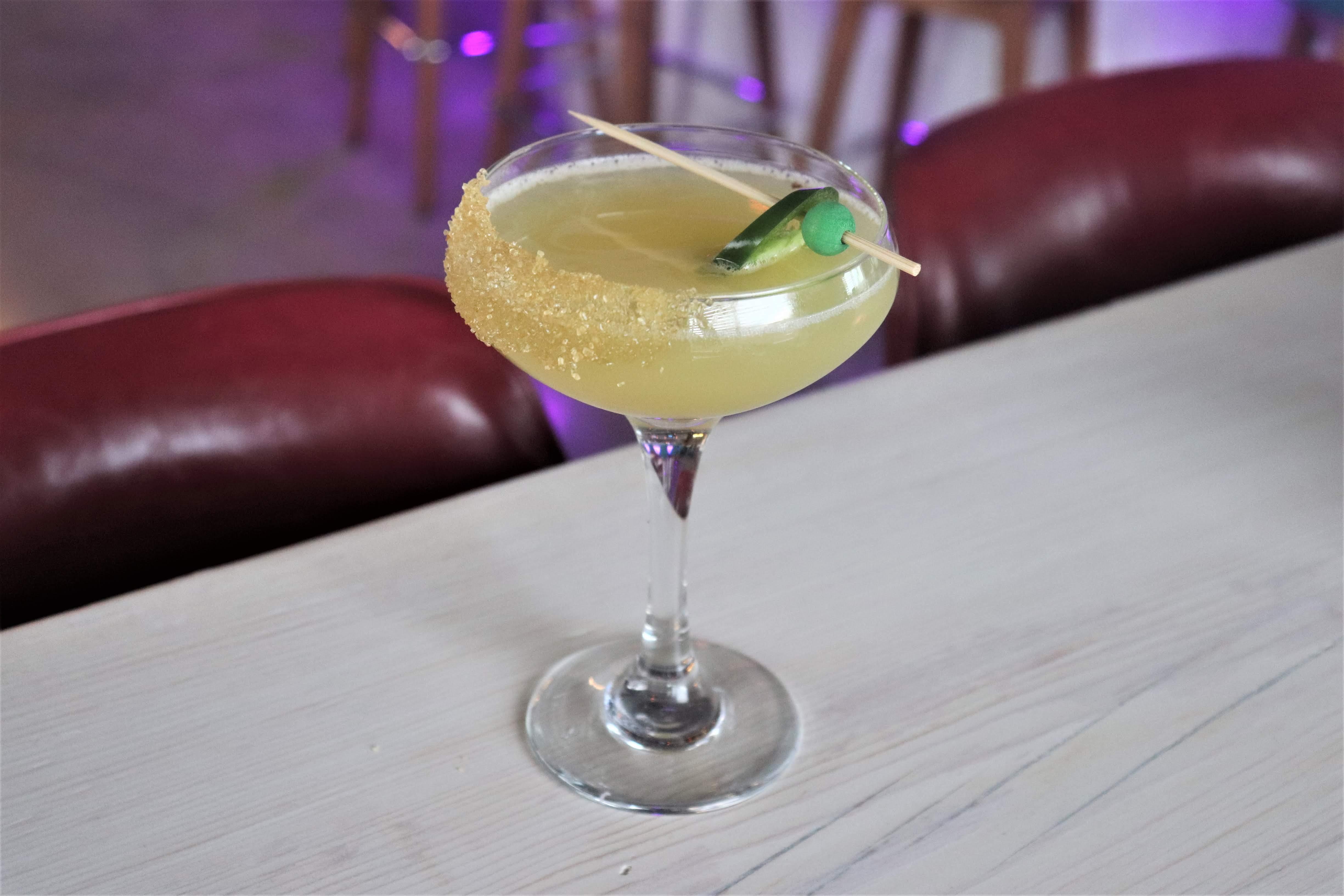 El Jengibre (cocktail)