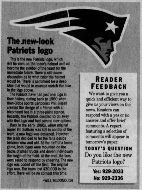 Patriots 1993