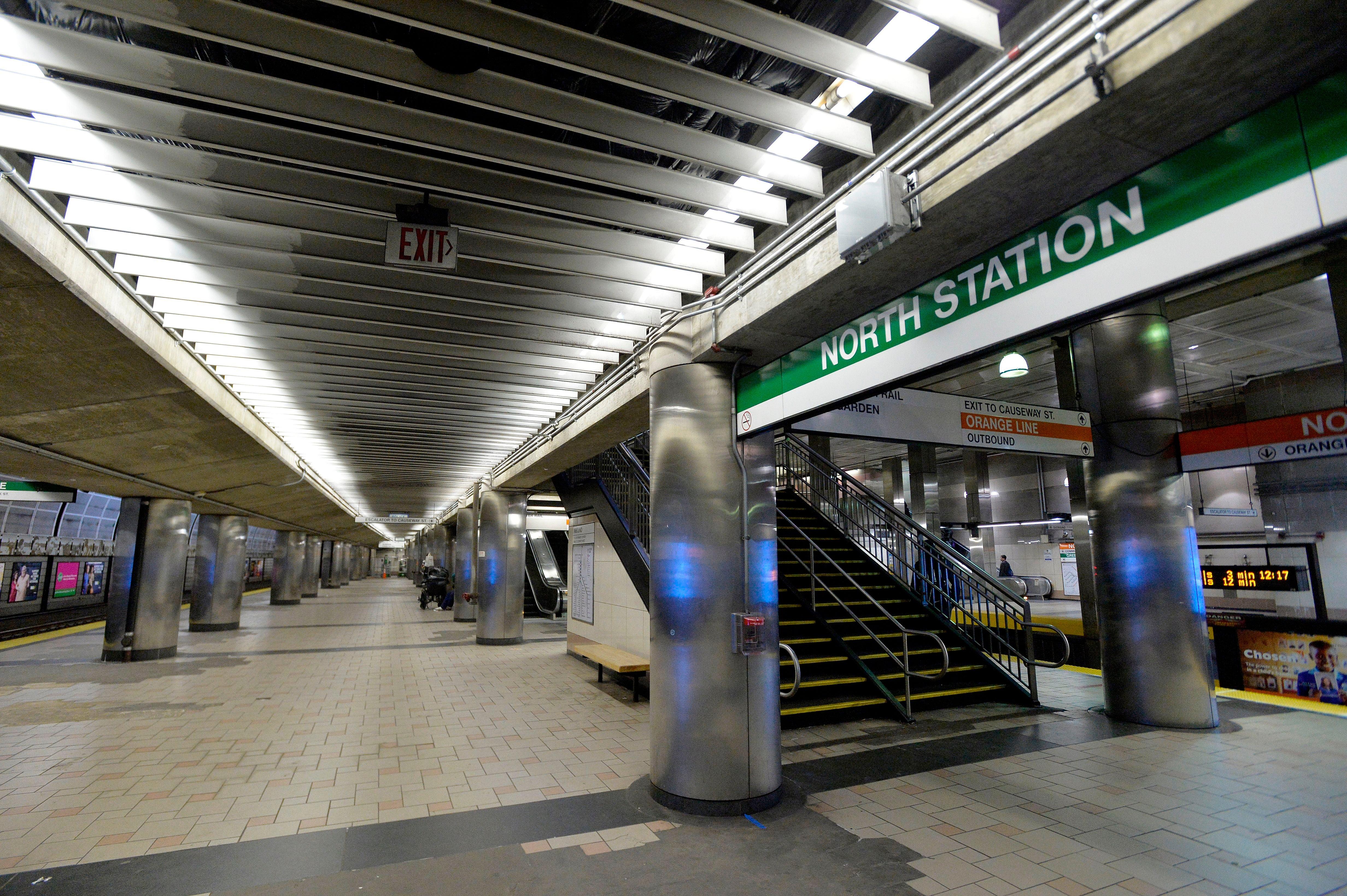 north station