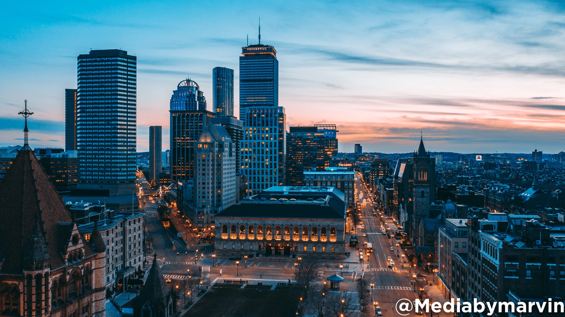 Missing The City Try These Stunning Zoom Backgrounds Of Boston Boston Com