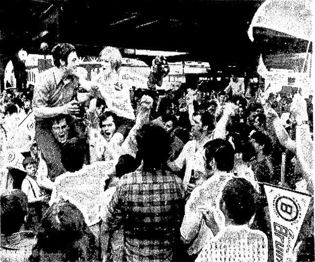 Bruins 1970 Stanley Cup