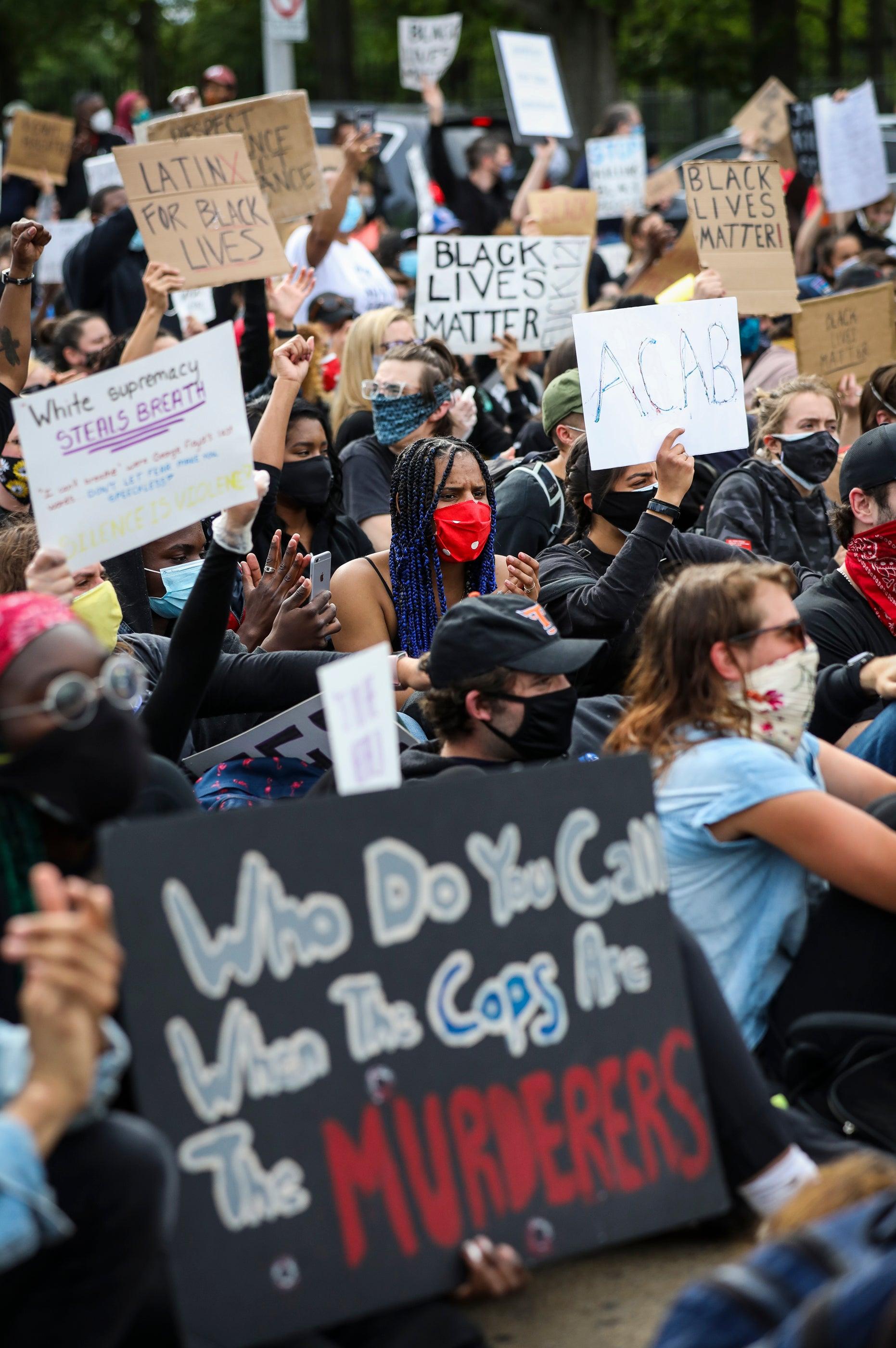 boston demonstration