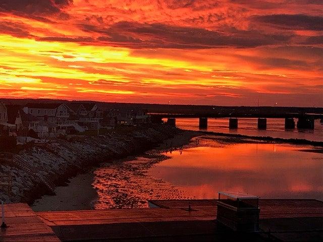 Seabrook/Hampton Beach sunset