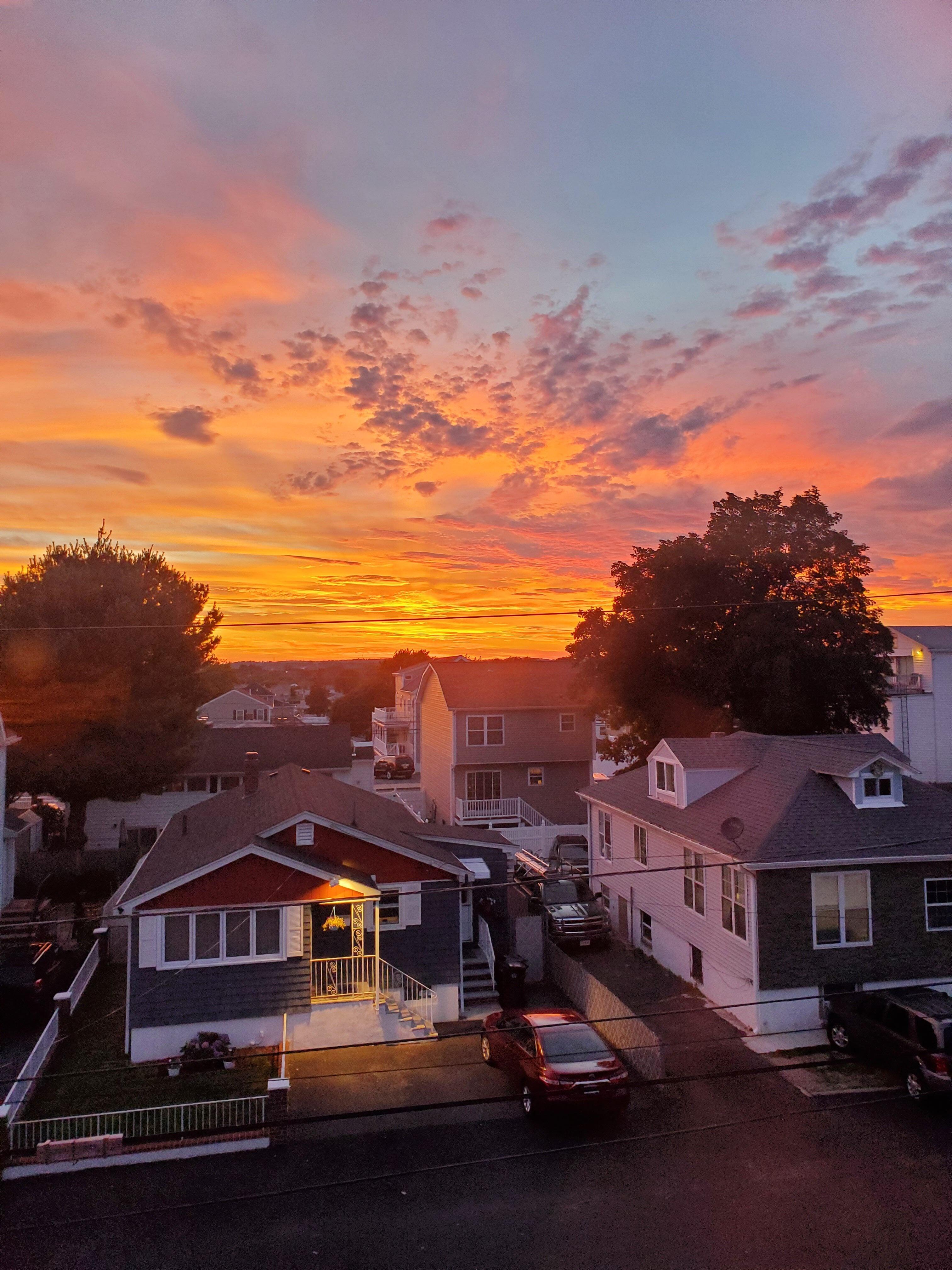 Revere sunset