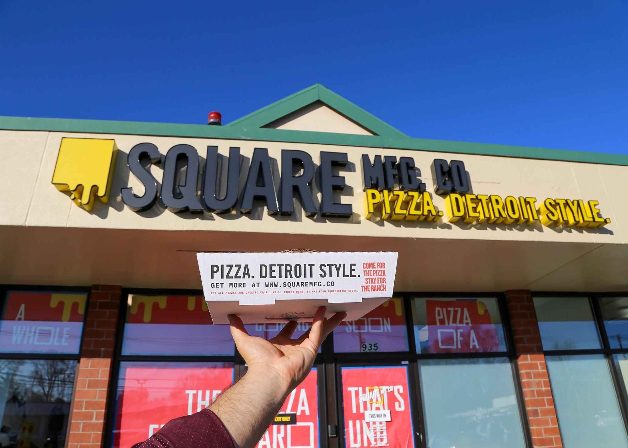 Square Mfg. Co. exterior