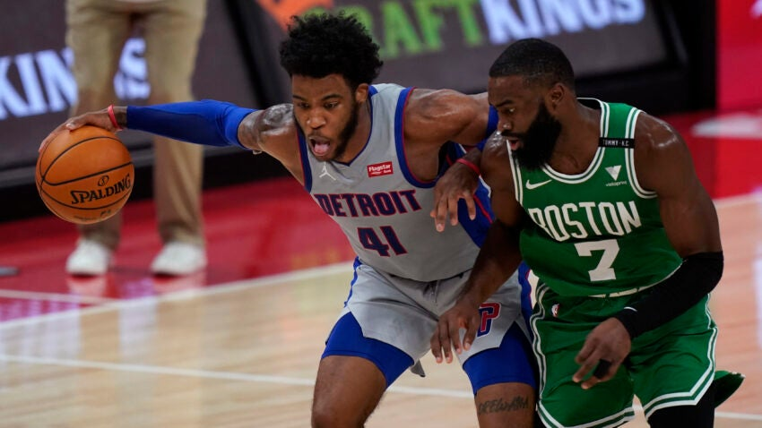 5 takeaways from Celtics vs. Pistons, as Boston's offense falters early and late in underwhelming loss - Boston.com